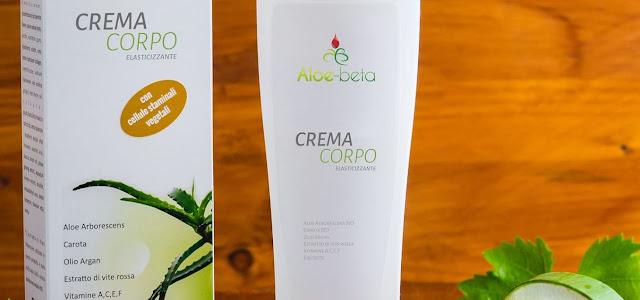 Crema Corpo Elasticizzante, all'Aloe Arborescens