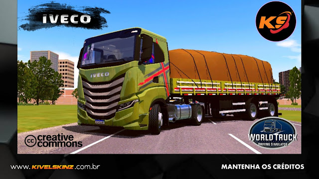 IVECO S-WAY - PERFORMANCE EDITION