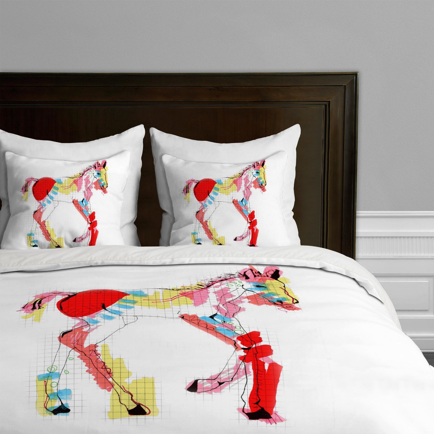 Horse bedding for girls - Total Fab Horse Themed Comforter Sets For Girls And Teens
