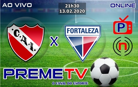 Independiente-ARG x Fortaleza Hoje