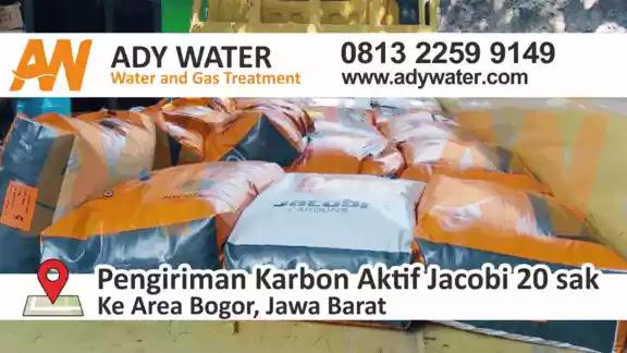 Jual Karbon Aktif, Jual Karbon Aktif di Bogor