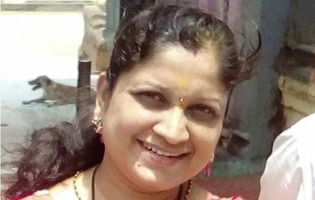 पत्रकार निशा पाटील-पिसे यांची आत्महत्या