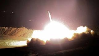 Salah Tembak, Rudal Iran Malah Tenggelamkan Kapalnya Sendiri