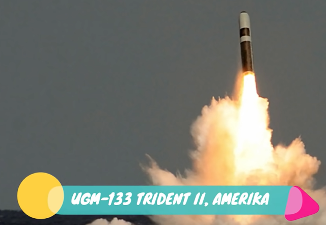 UGM 133 Trident 2 Amerika Serikat
