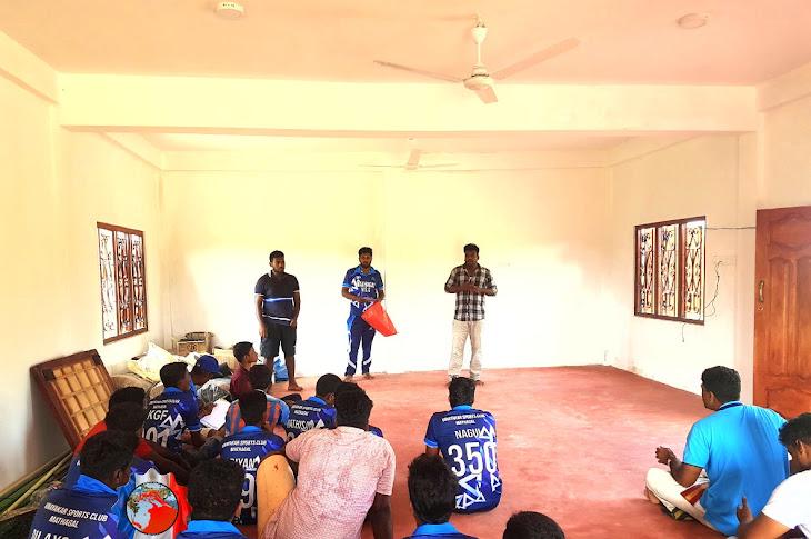 விநாயகர் விளையாட்டுக் கழக பொது கூட்டத்தில் 2020 ஆண்டிற்கான புதிய நிர்வாக சபை தெரிவு..!