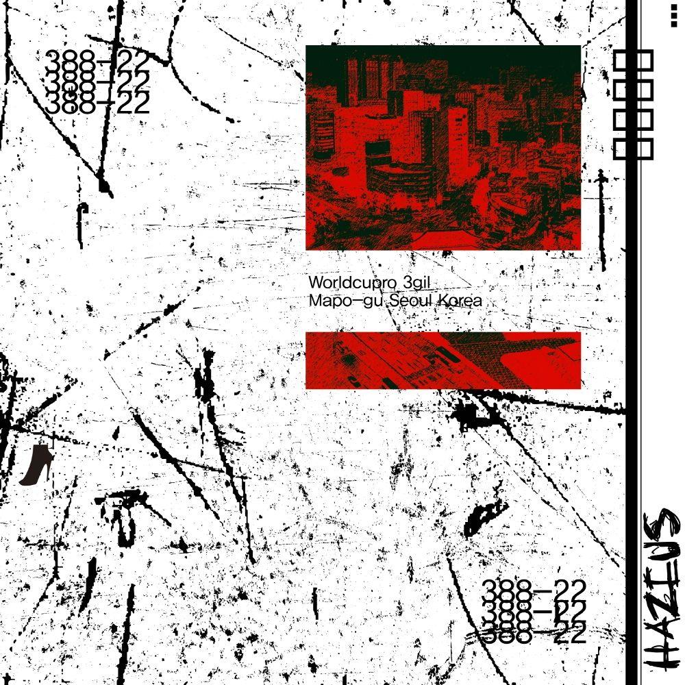 HAZEUS – 388-22 – EP