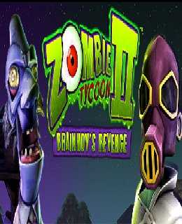 Zombie Tycoon 2 - Brainhov's Revenge wallpapers, screenshots, images, photos, cover, posters