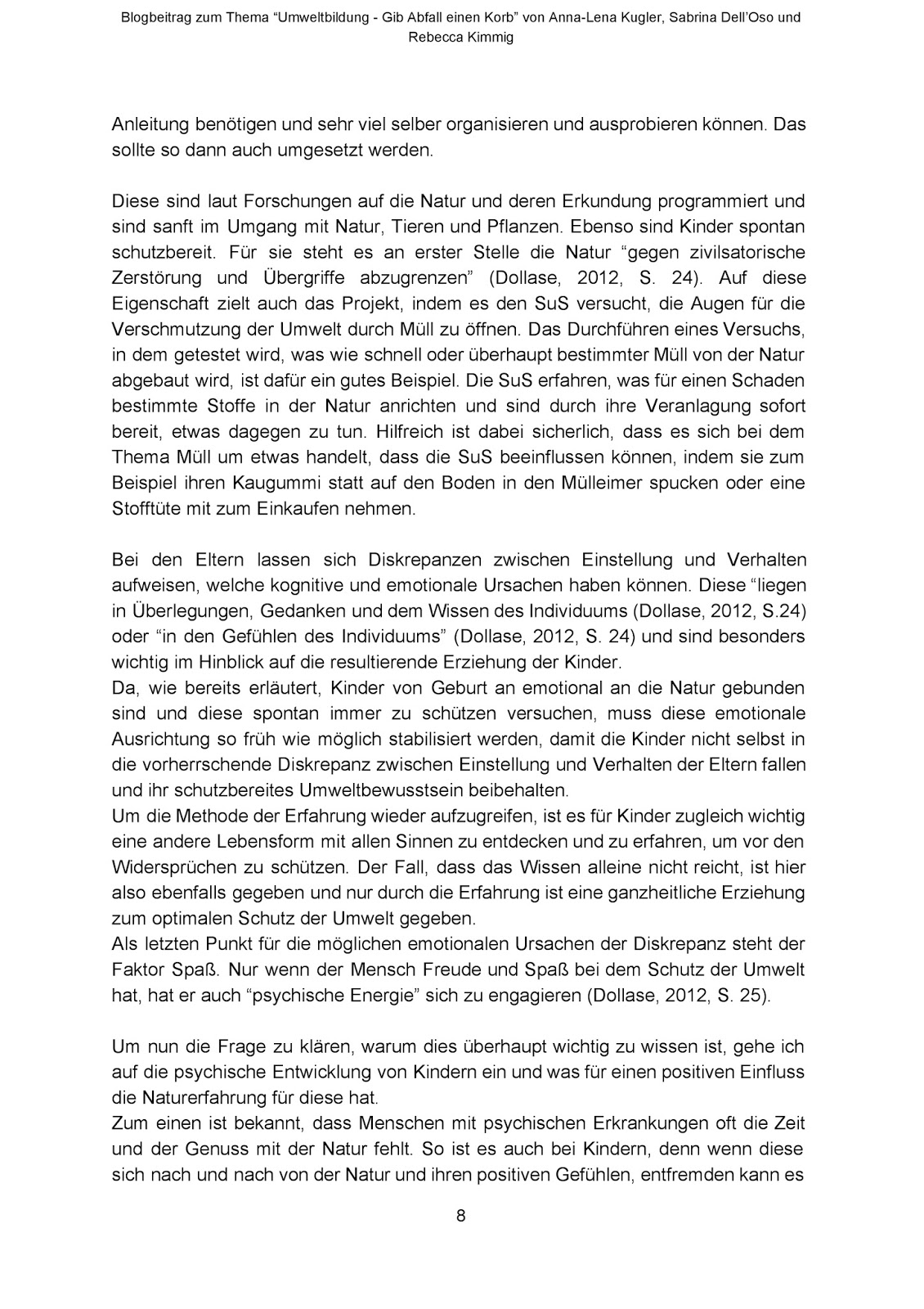 Atemberaubend Cna Wieder Beispiele Erfahrung Ideen - Beispiel ...