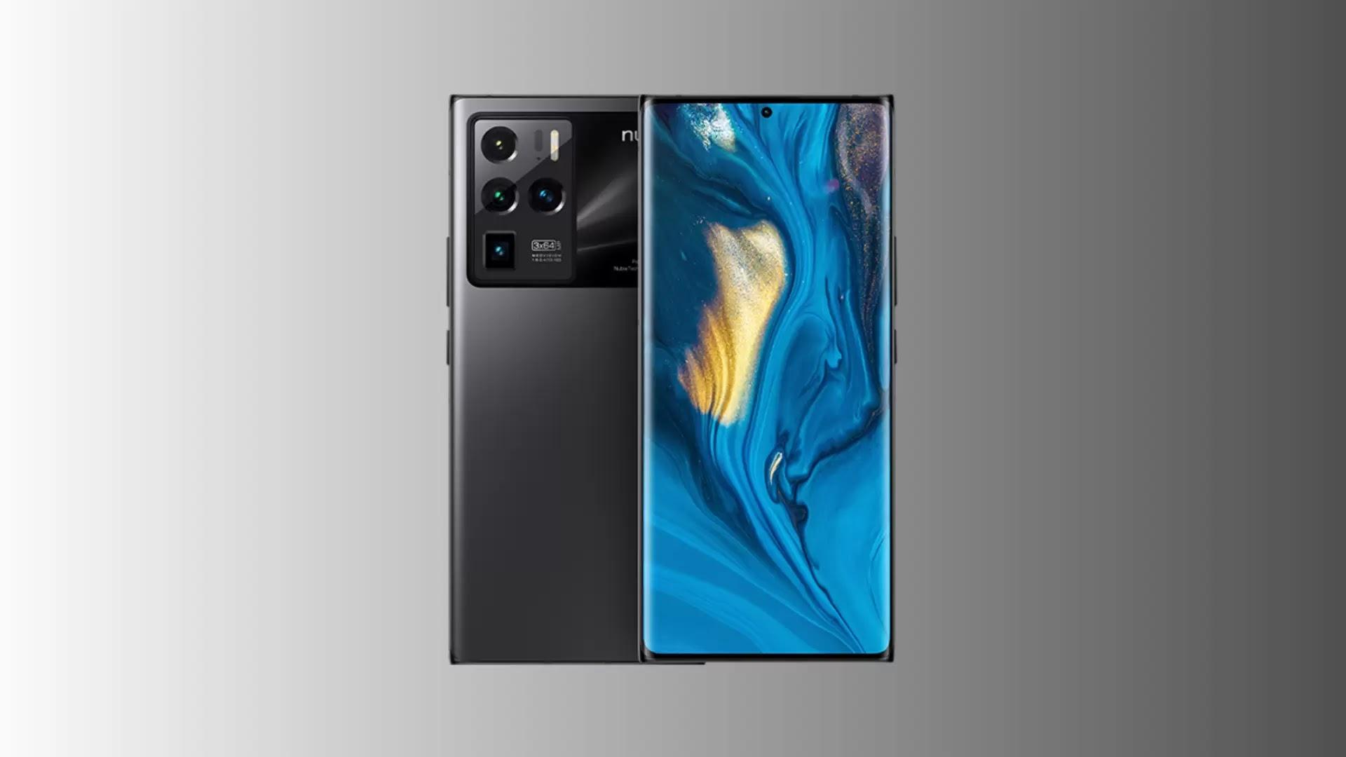 Nubia Z30 Pro স্মার্টফোনটি