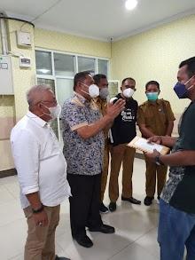 Wali Kota Tual Kunjungi Warganya Korban Ledakan Bom Depan Katedral Makassar