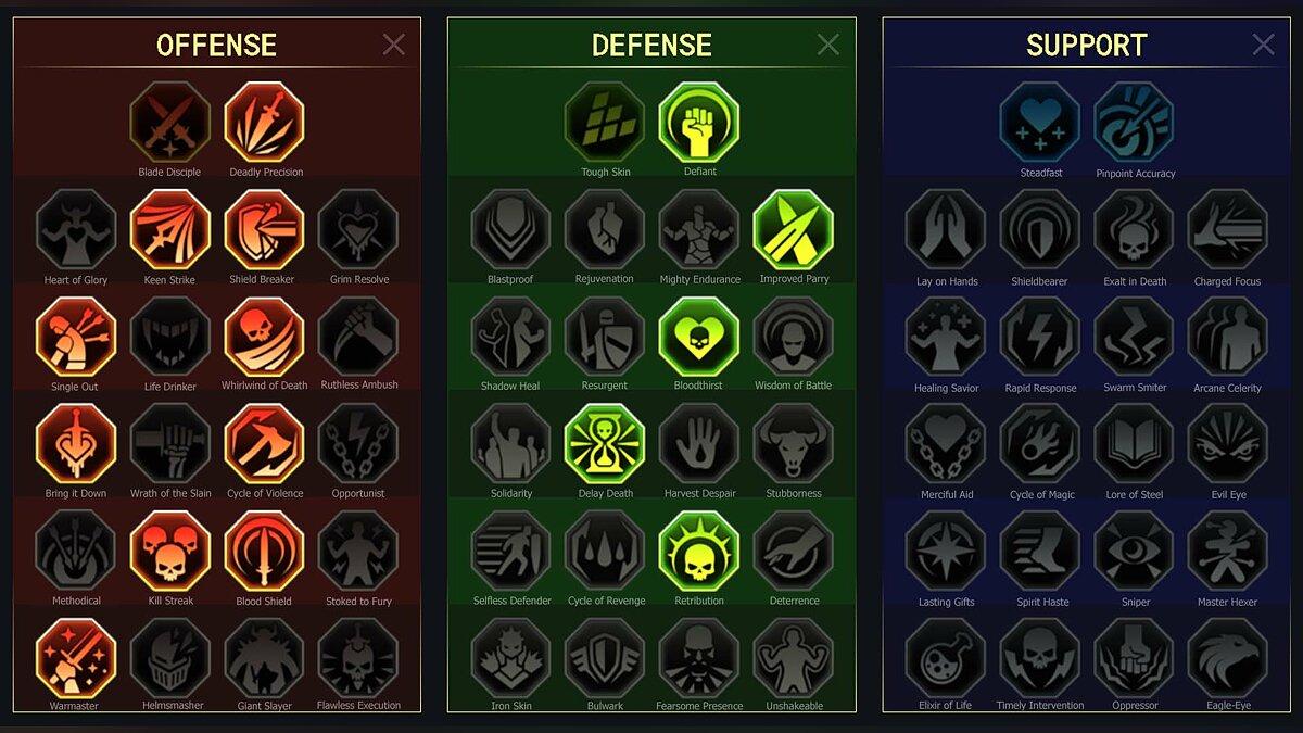 Sniper talent build