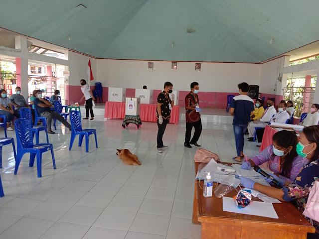 43 Desa di Kepulauan Talaud Laksanakan Pilkades Serentak 2021.lelemuku.com.jpg