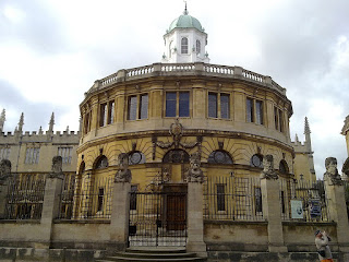 The Sheldonian, Oxford - copyright Ozeye