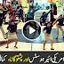 Superb Entertain Performance by Air Hostess at Dubai Airport