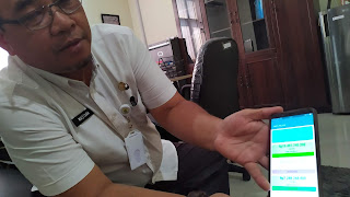 BKD Kota Cirebon Genjot PBB Sampai 30 September 2019