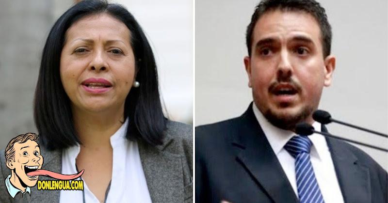 Diputada anuncia que Stalin González está a un paso de saltar la talanquera