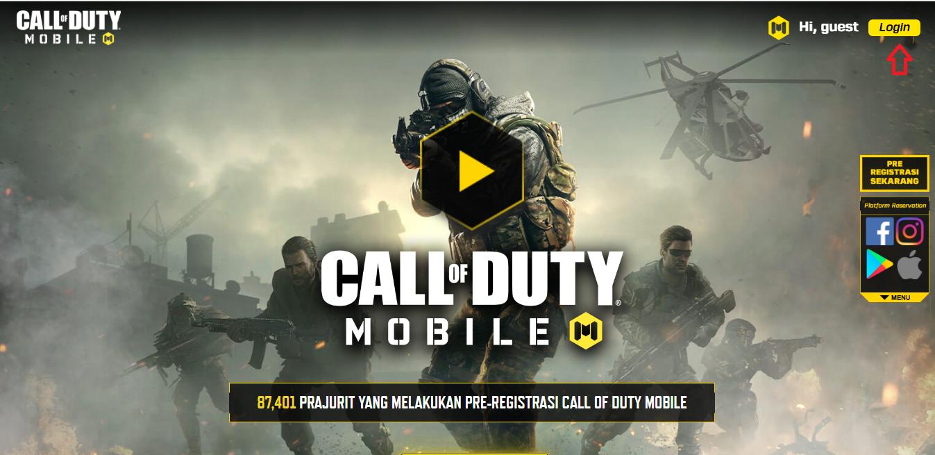 Call of Duty Mobile Segera Rilis di Indonesia  Pre-register Sekarang