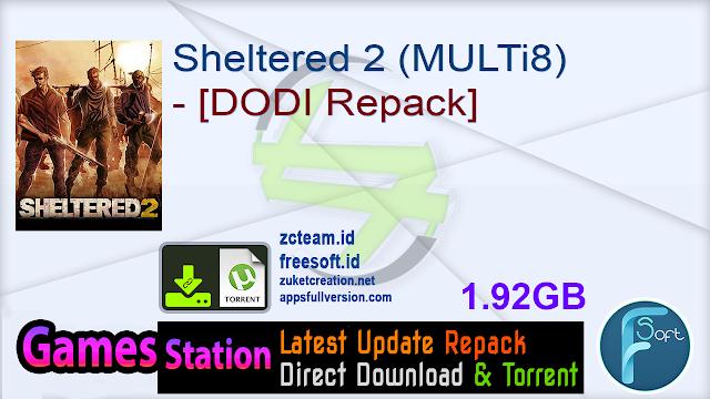 Sheltered 2 (MULTi8) – [DODI Repack]