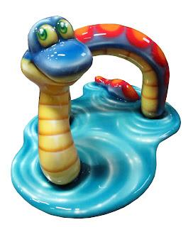snake, water, tuff stuff, aquarium