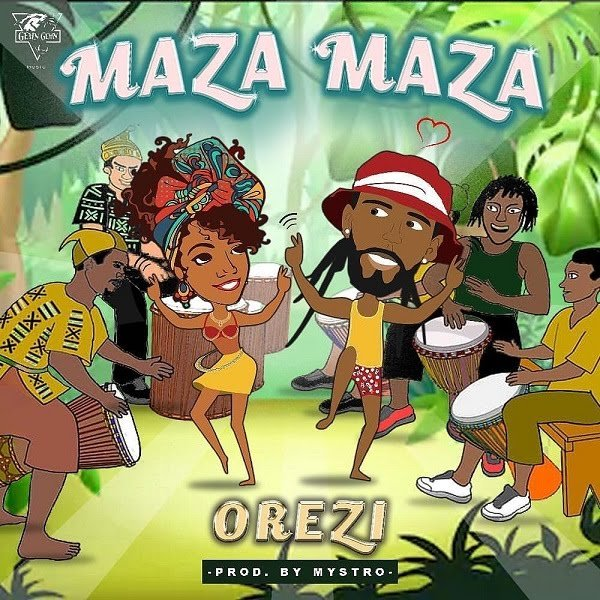 DOWNLOAD MP3: Orezi – Maza Maza (Proud. Mystro)