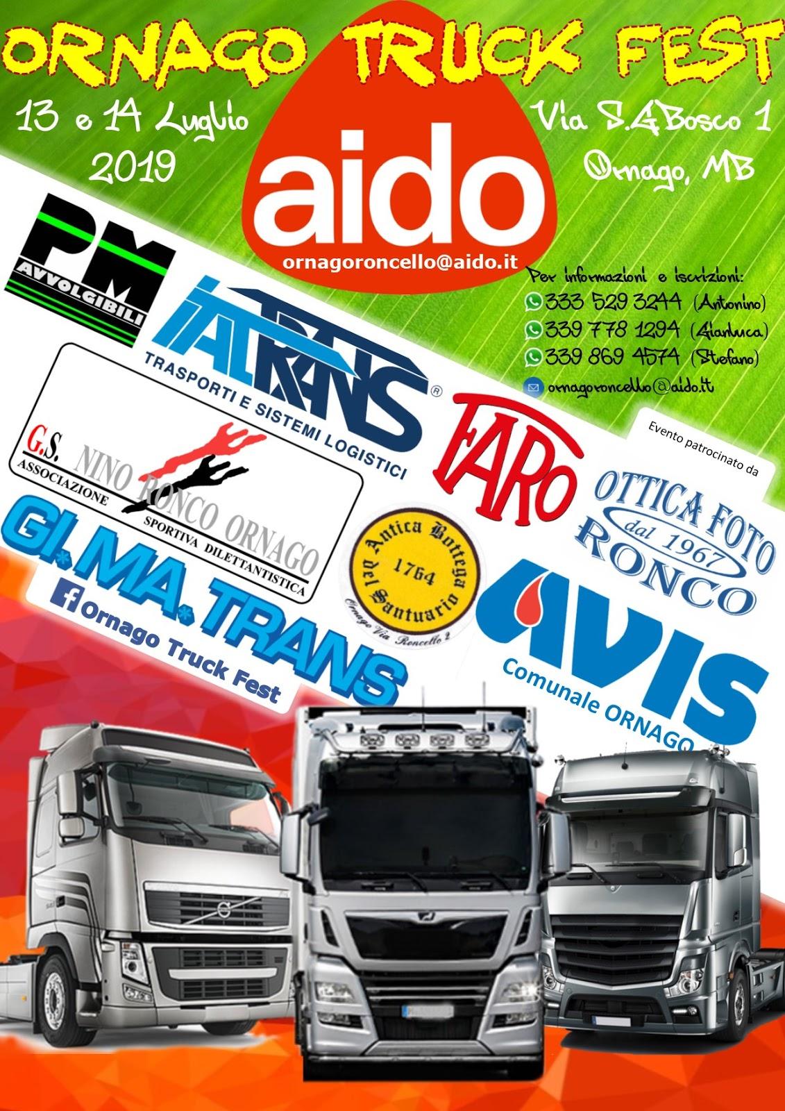 Calendario Camion 2019.Il Portale Del Camionista Trucks Eventi E Raduni 2019