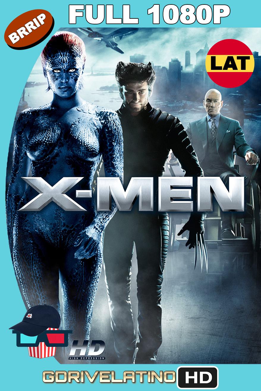 X-Men (2000) BRRip 1080p Latino-Ingles MKV