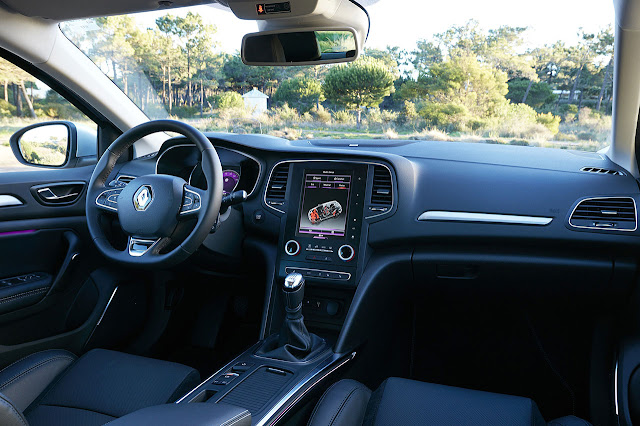 All-New Renault Mégane interior