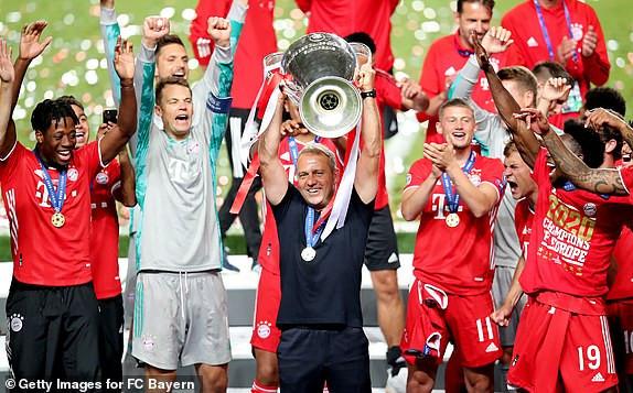 PSG 0-1 Bayern : Bayern Munich wins the 2019/2020 UEFA Champions League