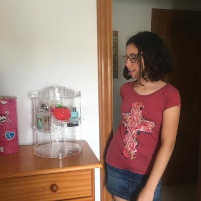 cumpleaños-de-alejandra-13-años-regalos-18-junio-organizador-giratorio-maquillaje