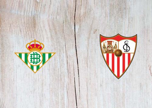 Real Betis vs Sevilla -Highlights 02 January 2021