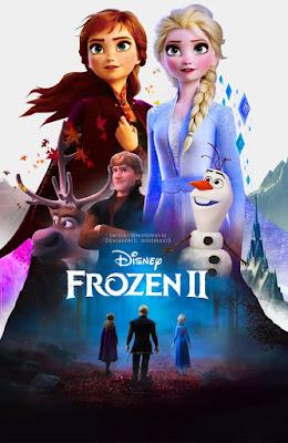 Frozen II (2019) Dual Audio [Hindi DD2.0 + English DD2.0] 720p Bluray ESubs Download