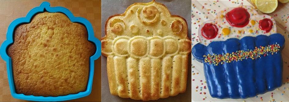 Produkttest La CUCINA Cupcake-Silikonbackform 2