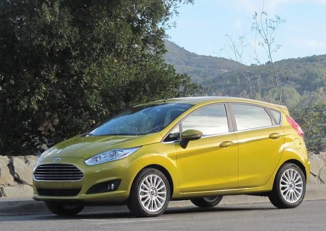 Những tính năng mạnh về độ cơ Fiesta Ecoboost đáng lưu tâm
