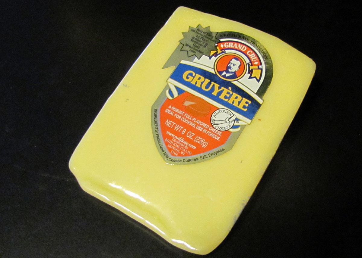 gruyere cheese what is it