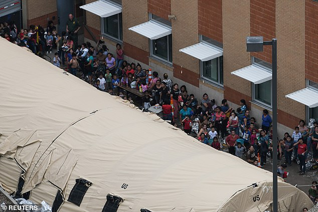 One-Third Of Migrants In Texas Faked Family Relationship With Children To Claim Asylum, According To Rapid DNA Testing