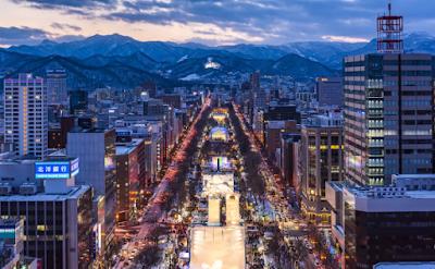 Destinasi Wisata Menggunakan Paket Tour ke Sapporo