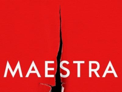 Maestra - Detalle de la portada