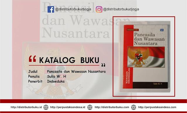 Pancasila dan Wawasan Nusantara
