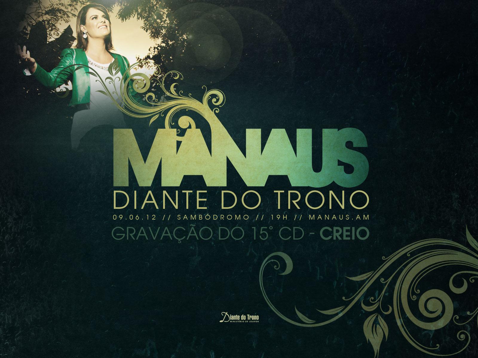 DO CD CREIO 2013 BAIXAR DIANTE TRONO