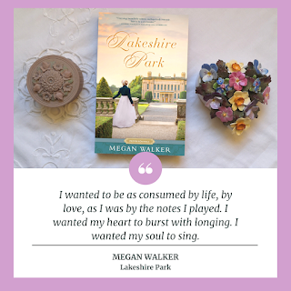 Quote from Lakeshire Park by Megan Walker