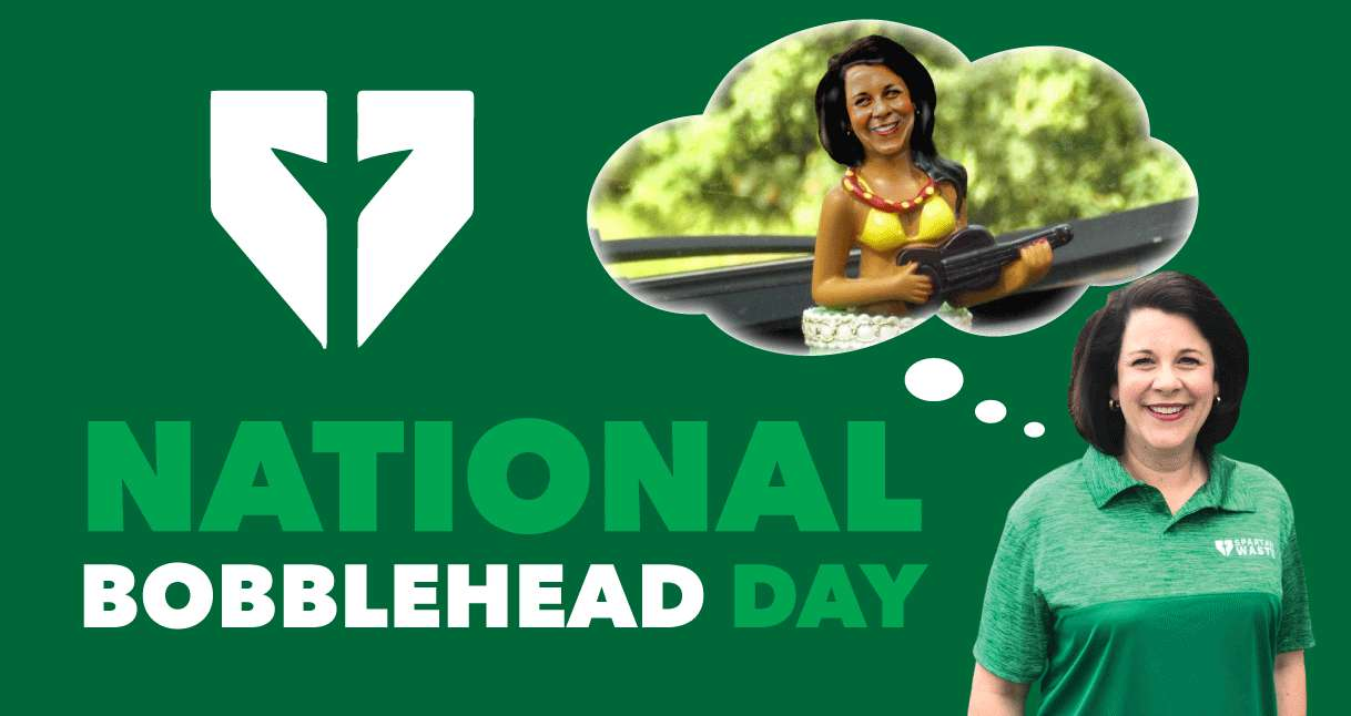 National Bobblehead Day Wishes Awesome Picture