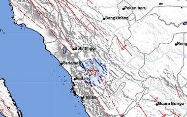 Sesar Sumatra Menggeliat, Tiga Daerah di Sumbar 'Bergoyang'