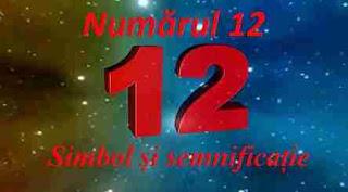 Numărul 12: Simbol și semnificație