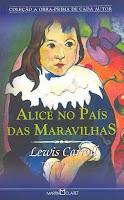 Alice no País das Maravilhas, de Lewis Carrol