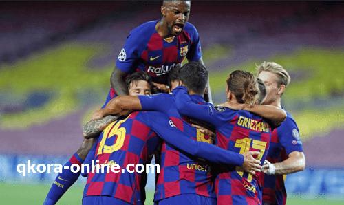 موعد مباراة برشلونة واشبيلية القادمة بالدوري الإسباني