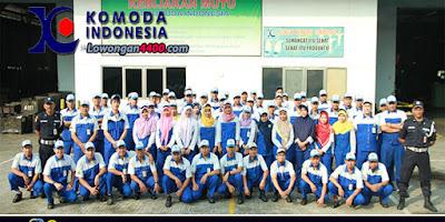 Lowongan Kerja PT. Komoda Indonesia Kawasan EJIP Cikarang