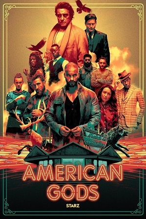 American Gods Season 1 Download All Episodes 480p 720p HEVC