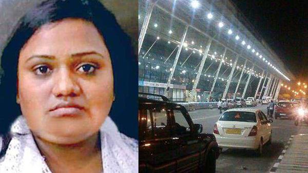 Tamil Nadu woman arrested Thiruvananthapuram airport, Thiruvananthapuram, News, Airport, Passenger, Woman, Arrested, Gold, Customs, Trending, Kerala.