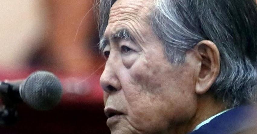 ALBERTO FUJIMORI: Se agudiza salud del expresidente recluido en prisión por delitos de lesa humanidad
