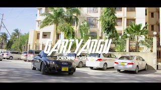 VIDEO | Carlos N Ft. Young Dee, Abbah Process - Gari Yangu (Original version Video Mp4 Download